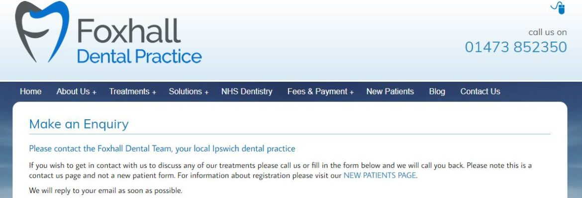 Foxhall Dental Practice